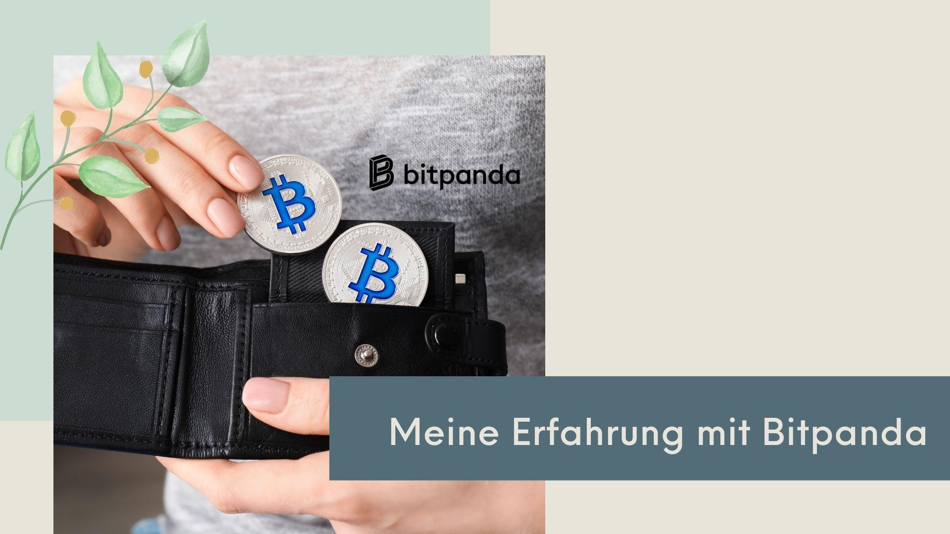 Meine Erfahrung mit Bitpanda