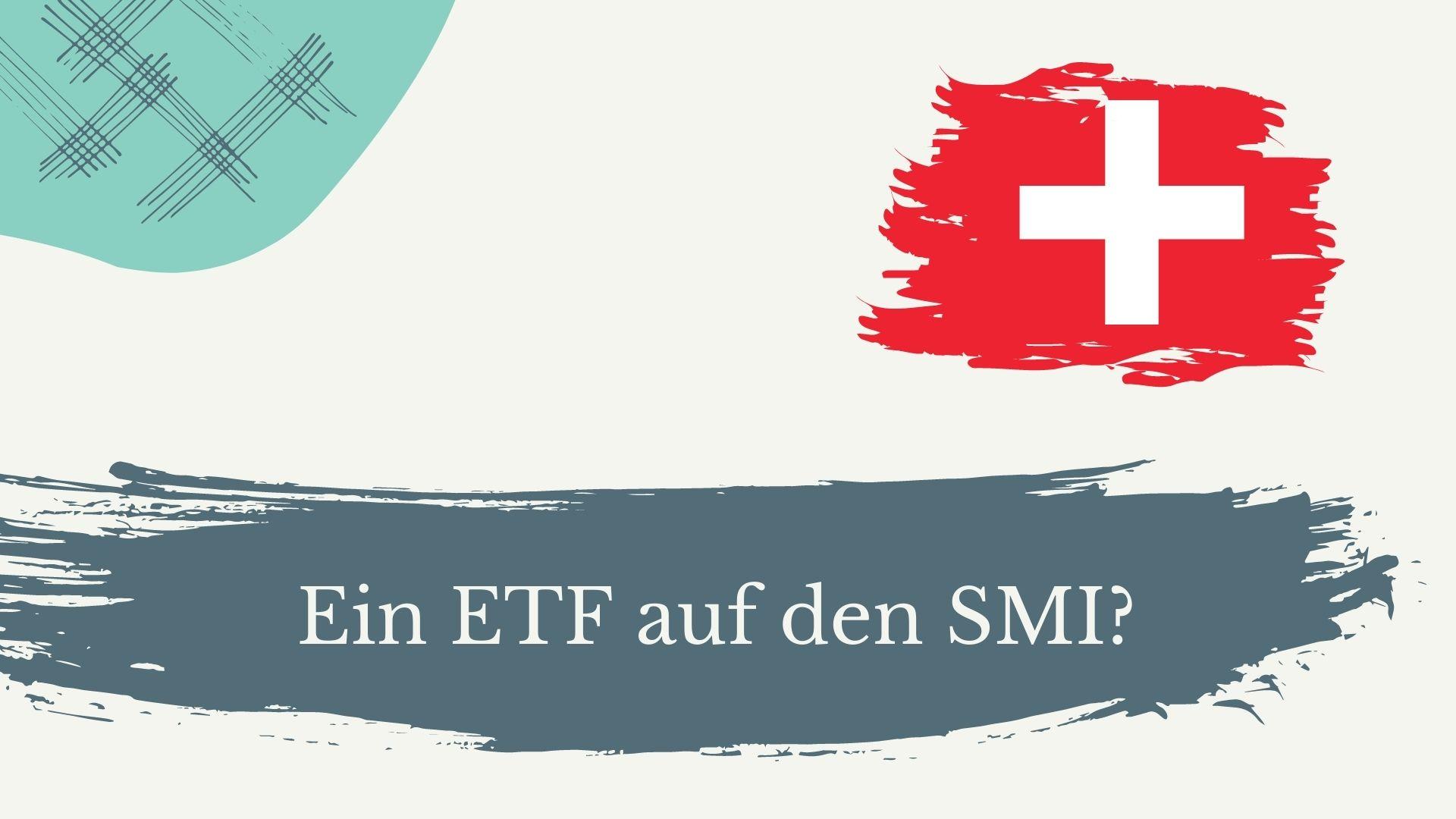 Read more about the article Warum ein ETF auf den SMI gefährlich ist!